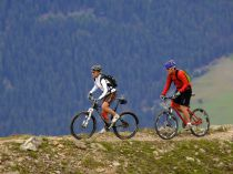 Mountainbiken in Serfaus